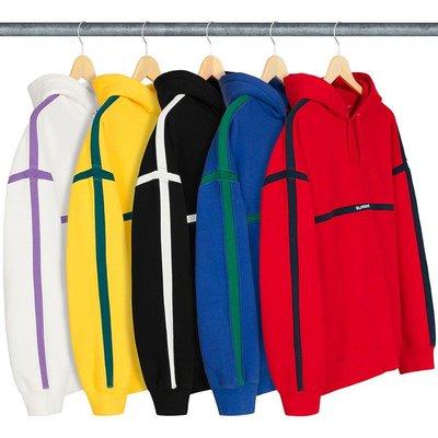 【紐約范特西】預購 SUPREME SS20 Warm Up Hooded Sweatshirt 帽TEE