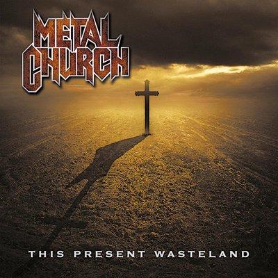 【搖滾帝國】METAL CHURCH / This Present Wasteland