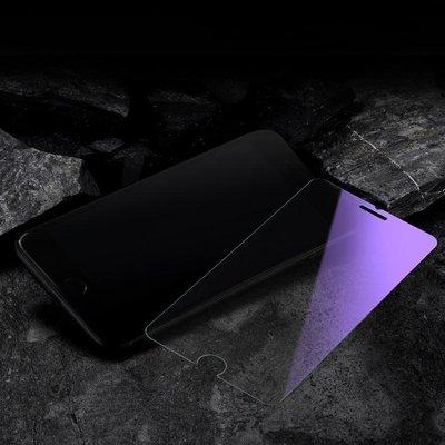 IPone鋼化膜 iPhone6鋼化膜玻璃膜蘋果8P抗藍光plus非全屏6s手機透明i6貼膜護眼