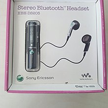 Sony Bluetooth Headset HBH-DS205