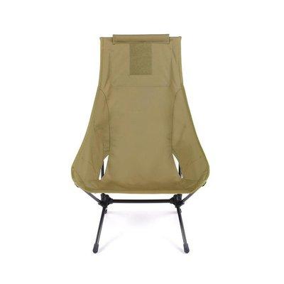 【台灣現貨】Helinox Tactical Chair Two 輕量戰術高背椅 狼棕