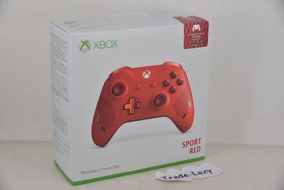 全新 X1 XBox One X  Sport Red 紅色 特別版 Wireless Bluetooth Controller 無線手掣 無線控制器 (行版)