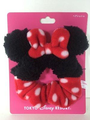 東京家族 迪士尼樂園限定米妮髮束