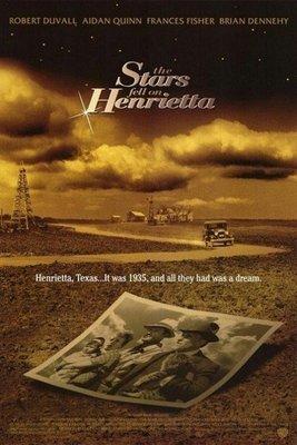 星落家園 (The Stars Fell On Henrietta) ⭐️勞勃杜瓦⭐️ 美國原版雙面電影海報(1995年)