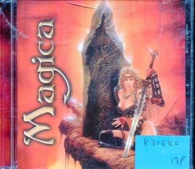 *真音樂* MAGICA / THE SCROLL OF STONE 二手 K30640
