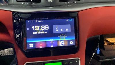 瑪莎拉蒂 MASERATI GRAN TURISMO Android 安卓版專用主機/導航/藍芽/USB/WIFI