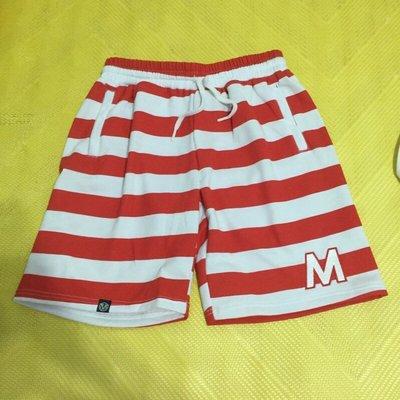 MJF 116紅色棉褲 M尺寸(非AES.REMIX) 新北市