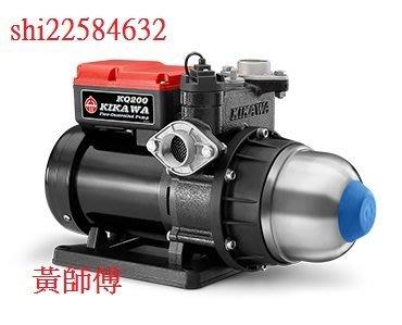 *黃師傅*【木川泵浦1】 KQ200V 電子加壓機~太陽能熱水器加壓機 熱水專用馬達 耐熱80度 KQ200 V