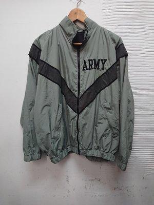 美國陸軍公發品.IPFU 反光透氣訓練夾克. M號含運~尺寸齊全歡迎發問