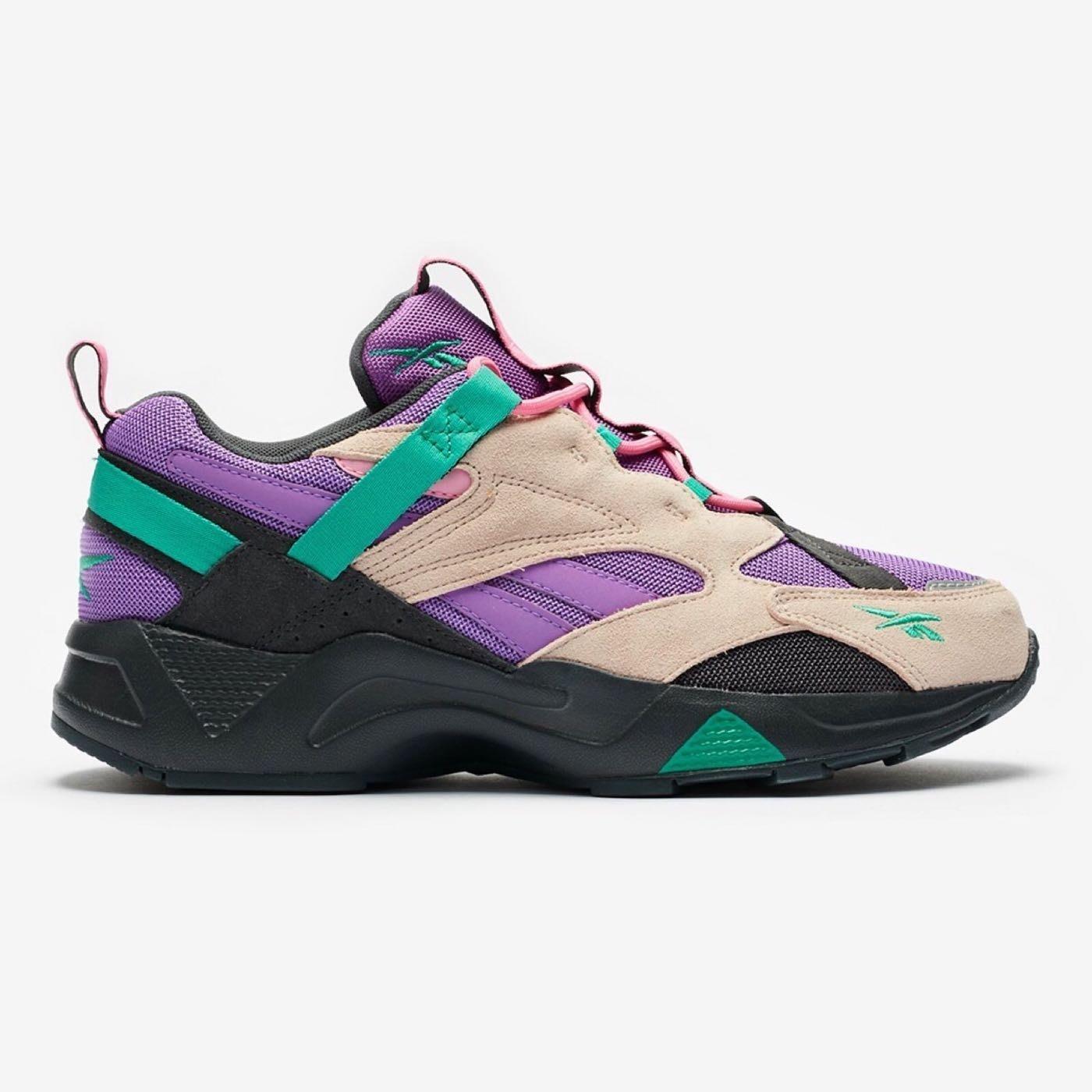 R'代購Reebok Aztrek 96 Adventure 紫粉紅