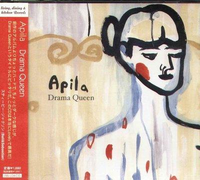 K - Apila - Drama Queen - 日版 - NEW