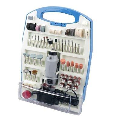 有線小電磨 12V 110件組 電磨套裝微型迷你電鑽 / 多功能打磨雕刻 / 電磨 / 美甲 / 通用台灣110V電壓