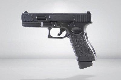 華山玩具 BELL G17 GOUGE 鏤空版 瓦斯手槍 克拉克 玩具槍