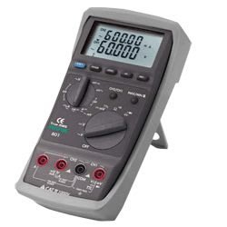 TECPEL 泰菱 》PROVA 803 雙通道量測萬用電表 可接電腦 三用電表 現貨