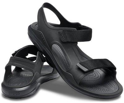 全館特惠 Crocs卡駱馳 夏季新款激浪探險男士涼鞋 運動透氣涼鞋 海灘鞋 輕便 戶外休閒鞋 休閑平底輕便沙灘 男士涼鞋