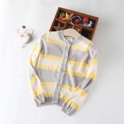 【Mr. Soar】 A290 夏季新款 歐美style童裝男童超薄針織外套 現貨