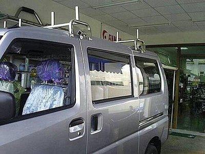 (柚子車舖) 好夥伴 瑞獅 福利卡 SPACE GEAR 通信架 樓梯架 牛角架 百鐵不鏽鋼材質 b