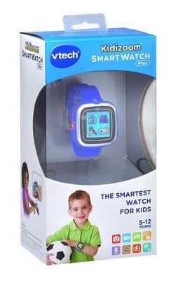 多 智慧手錶 觸控式 照相機 錄音 錄影 vtech 英國 兒童 藍 watch 智能錶