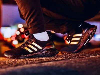 南◇2020 1月 Adidas Ultraboost DNA 黑色 金色 金牌 愛迪達 Fu7437 慢跑 舒適 男女