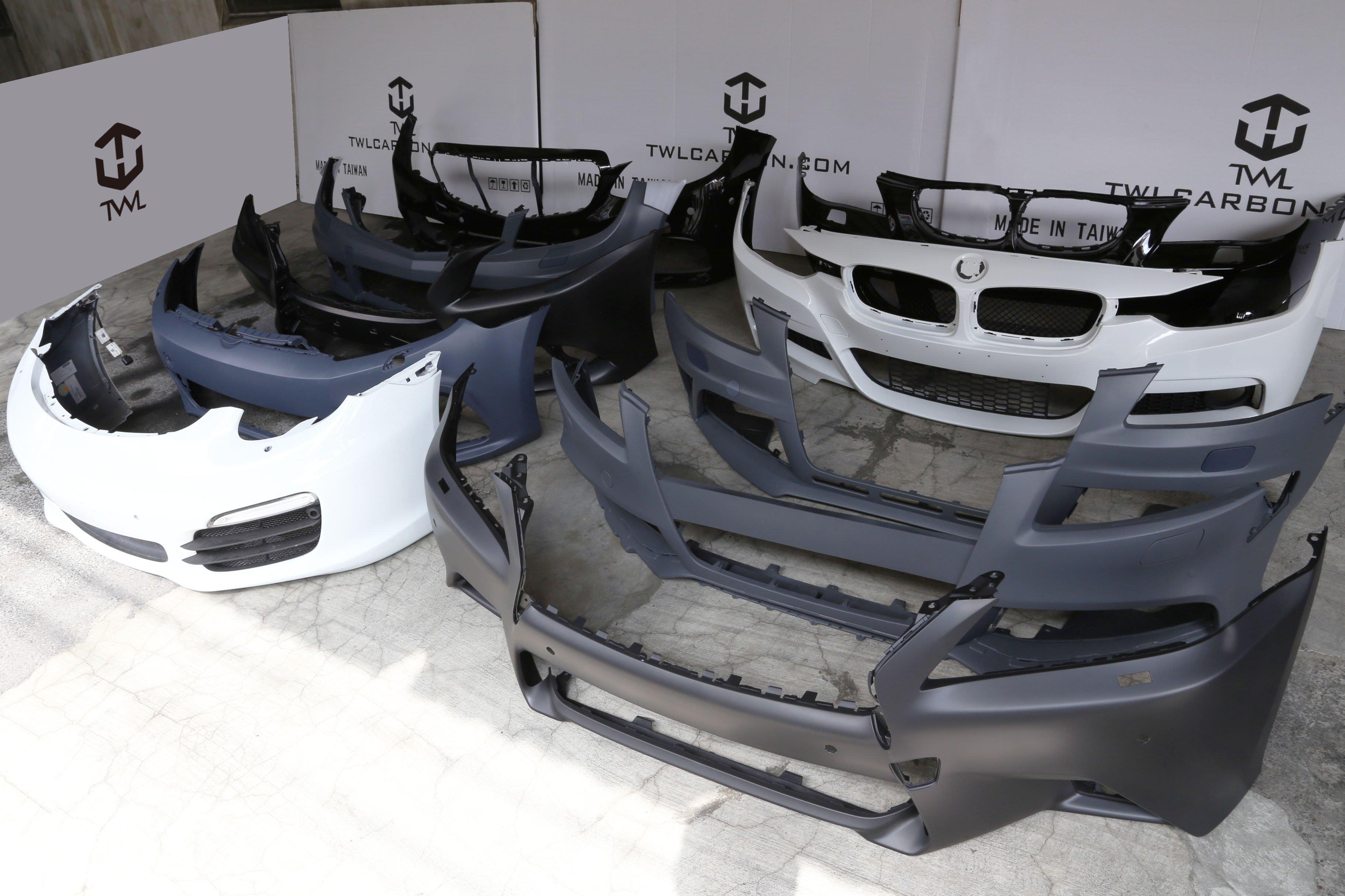 《※台灣之光※》全新BENZ賓士 W211 W212 E63 E350 E200 AMG PP前保桿後保桿側裙大包台灣製