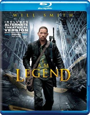 【藍光電影】我是傳奇 / I Am Legend (2007) 加長版 帶國語配音