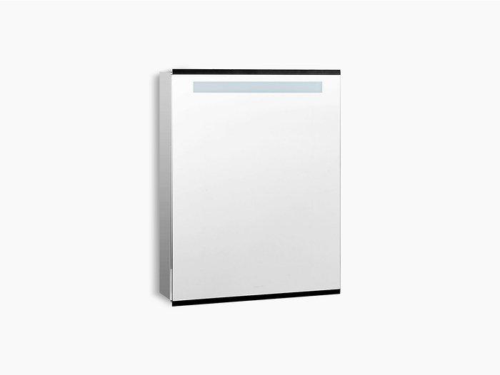 御舍精品衛浴 Kohler MaxiSpace ™ 博納鏡櫃 600mm  (單開門) K-96106T-NA