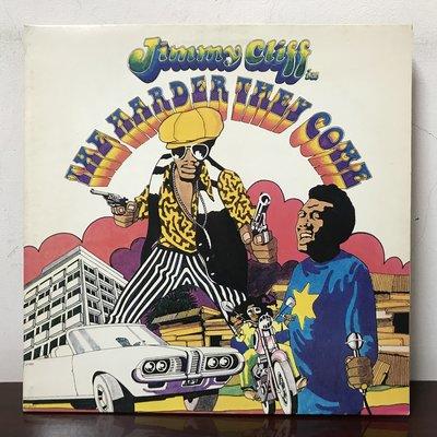 晨雨黑膠【西洋】搖滾500大美版/Jimmy Cliff and Others–The Harder They Come