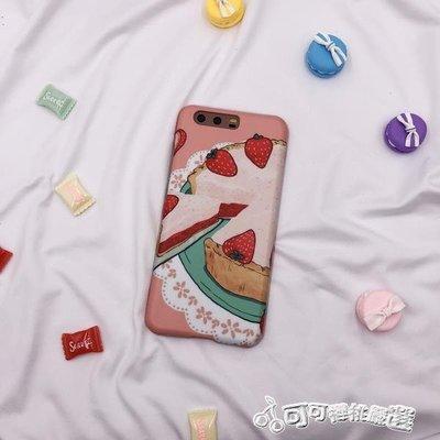 手機殼 可愛款紅米note4/note5手機殼小米5splus/8/6x/note3半包硬