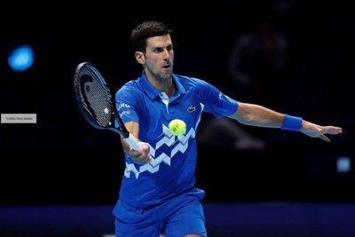 【T.A】 Lacoste Sport x Novak Djokovic Printed Breathable Polo  網球球衣 Polo衫