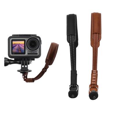 適用於DJI大疆OSMO Mobile1/2/ACTION掛繩 GoPro手繩 Insta360 ONE R手腕帶 掛帶 居家家KBT296