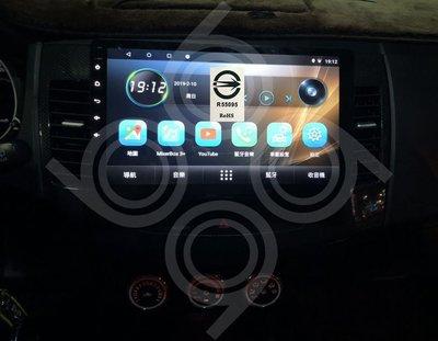 Mitsubishi Outlander -10吋安卓機+360度環景.九九汽車音響(新北市-板橋店).公司貨保固一年