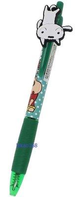 日本帶回之蠟筆小新綠色原子筆 [ 開學大特價 ]