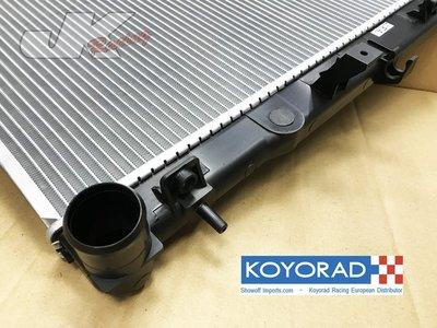 日本KOYORAD 原廠型水箱 CITOREN C4 JUMPY DISPATCH 編號 PL483508
