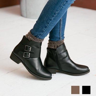 現貨 短靴 真皮柔軟小短靴 台灣手工鞋 丹妮鞋屋