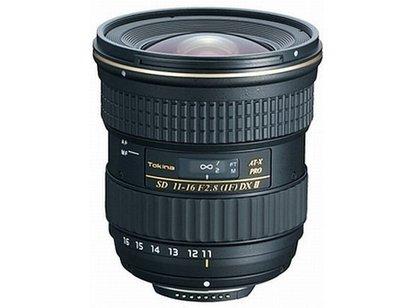 【華揚數位】☆全新TOKINA AT-X 116 PRO DX II 11-16mm F2.8 ※2代※ 公司貨