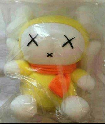 現貨 kaws bff 粉色 kaws miffy 米菲兔 kaws bff bearbrick 非常稀有只有一隻
