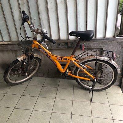 20吋捷安特yj256變速車腳踏車 變速車 自行車 童車