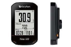 Bryton Rider 420T GPS 自行車記錄器 含踏頻 BRYTON 420E 420C 420T