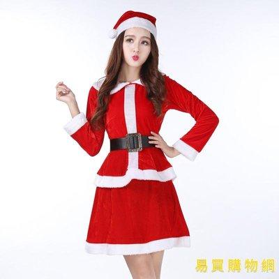 高品質 成人專區 圣誕節服裝服飾 植絨圣誕女 osplay套裝老人服145