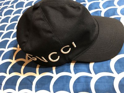 Gucci 刺繡帆布棒球帽 售出