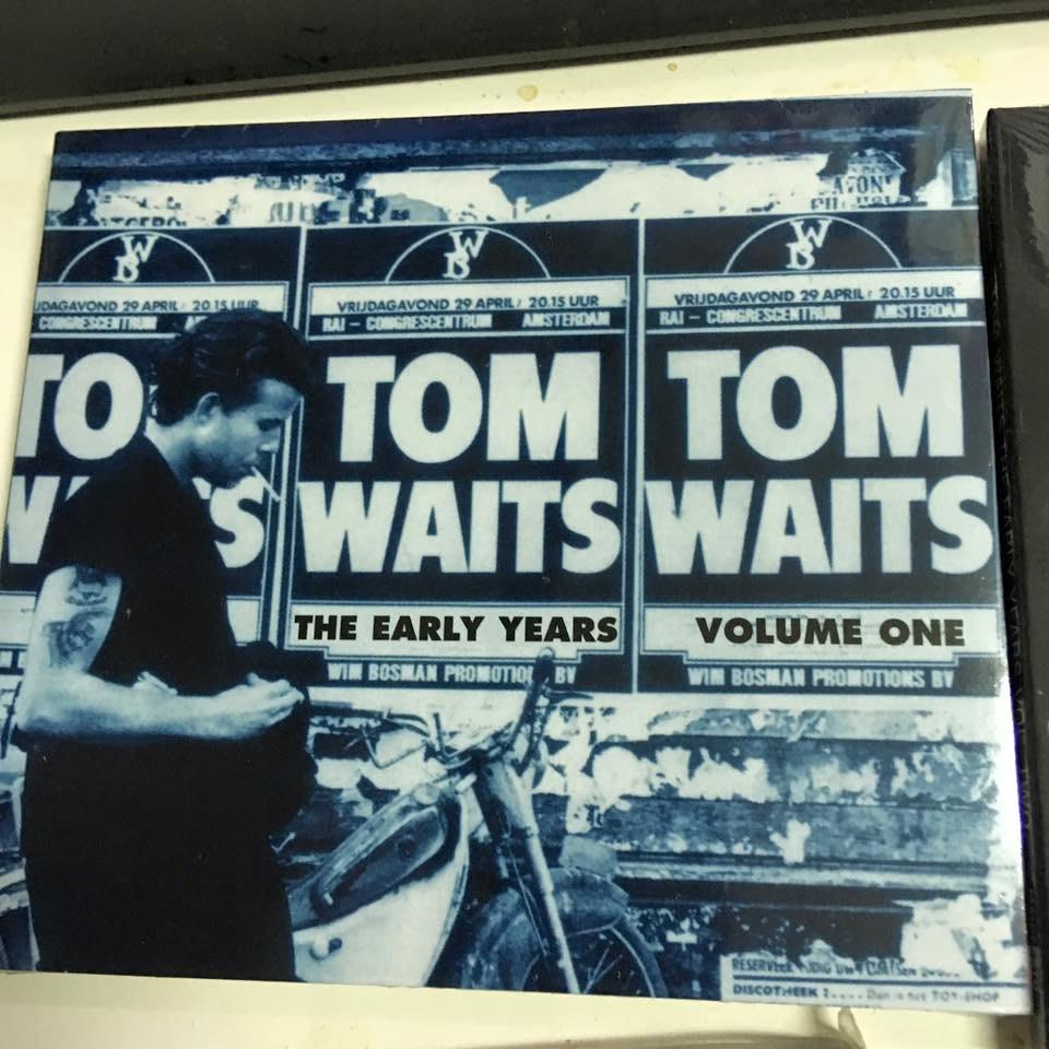 80 全新進口紙殼CD   Tom  Waits / the early years vol. 1