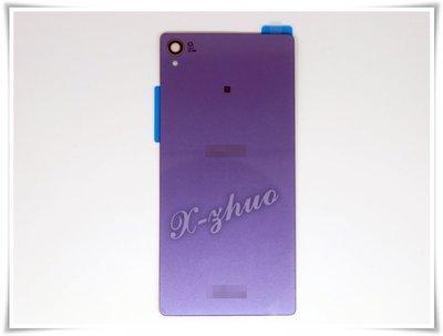 ☆群卓☆全新 SONY Xperia Z3 D6653 後殼 電池蓋 背蓋 後蓋 紫 金 黑 白『含NFC』