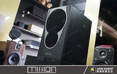 【醉音影音生活】英國 Mission MXs 黑木/玫瑰木 (一對) 書架型喇叭/環繞喇叭.2音路2單體.公司貨