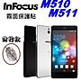 富可視 InFocus M510 M511 M510t 螢幕保護貼...