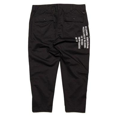 【日貨代購CITY】2019AW uniform experiment UE TAPERED BAKER PANTS
