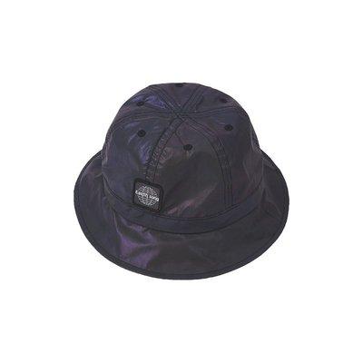 【 PUNX 】FOX   PUNX 21SS HAT 鐳射反光圓頂漁夫帽