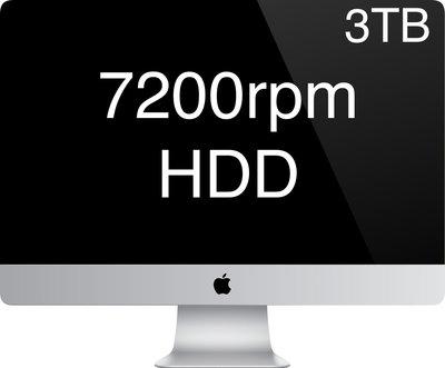 27吋 iMac  2011前iMac 21.5吋 改裝 升級 加大硬碟容量 3TB 6TB 10TB 硬碟