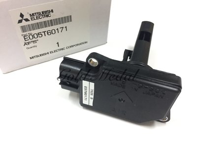 ※豬氏會社※三菱 SAVRIN 2.4 Outlander 2.4 空氣流量計 芯子 全新 日本 三菱 正廠