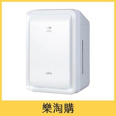 Fujitsu Plazion DAS-303E 加濕脫臭機 強力除臭 PM2.5對策 10坪