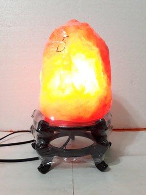 【九龍藝品】鹽   燈 ~ 重量約5kg【C】